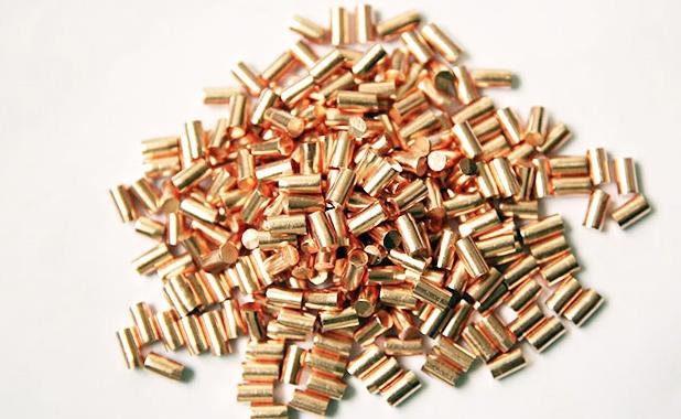 高纯铜颗粒